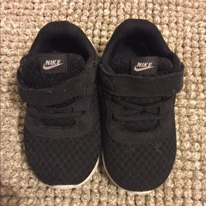Nike baby gym shoes
